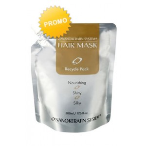 Masque poudre d'or NKS